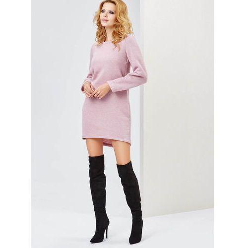 Sukienka Madison w kolorze różowym