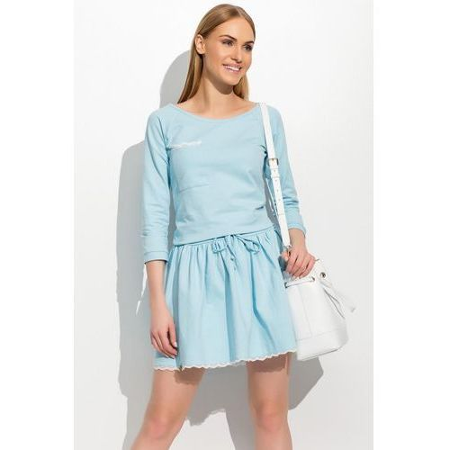 Sukienka Model M314 Sky Blue
