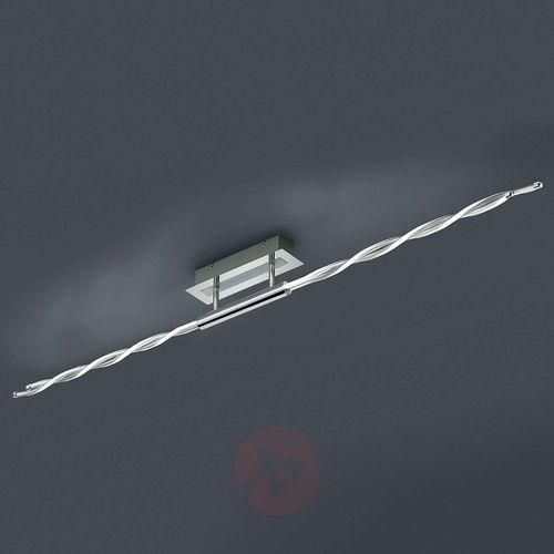 portofino lampa sufitowa led chrom, 4-punktowe - nowoczesny - obszar wewnętrzny - portofino - czas dostawy: od 4-8 dni roboczych marki Trio