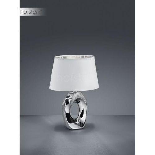 Reality taba lampa stołowa srebrny, 1-punktowy - nowoczesny - obszar wewnętrzny - taba - czas dostawy: od 3-6 dni roboczych (4017807377491)