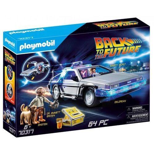 Zestaw figurek Powrót do przyszłości DeLorean 70317 (70317). od 6 lat (4008789703170)