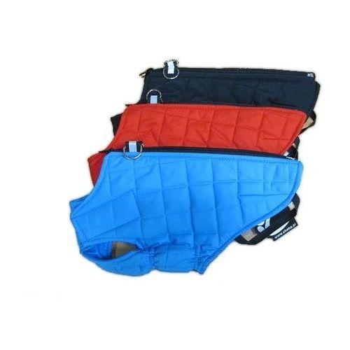 kurtka pikowana z odblaskiem: rozmiar - 6 marki Chaba