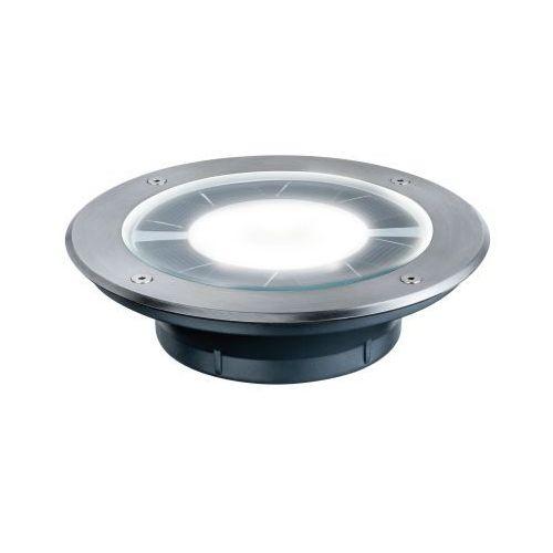 SOLAR PANDORA LED IP67 oprawa najazdowa solarna 1x0,36W Paulmann 93776