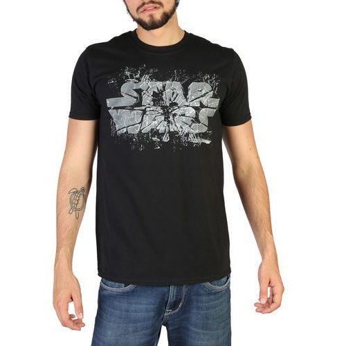 T-shirt koszulka męska STAR WARS - RDMTS022-19, kolor czarny