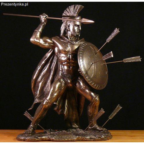 OKAZJA - Duży Walczący Leonidas - król Sparty