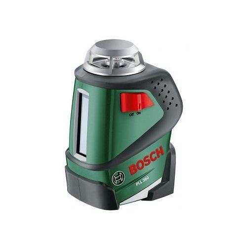 Laser krzyżowy bosch pll 360 + darmowy transport! marki Bosch_elektonarzedzia