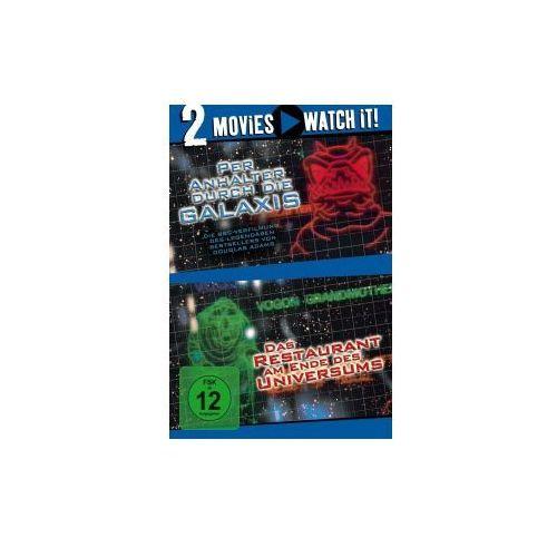 Per Anhalter durch die Galaxis / Restaurant am Ende des Universums (BBC 1981), 2 DVDs