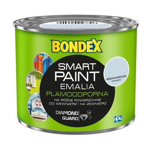 Emalia akrylowa Bondex Smart Paint królik w kapeluszu 0 5 l