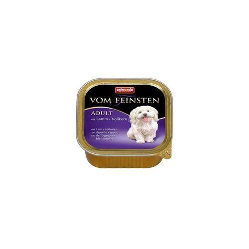 Animonda vom feinsten adult szalki z jagnięciną i ziarnem zbóż 150 g (4017721829694)