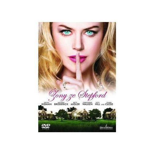 Żony ze Stepford (DVD) - Frank Oz (5903570126840)