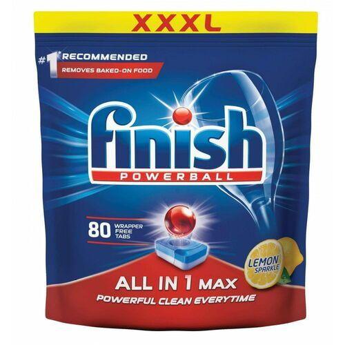 Finish tabletki finish all in 1 max lemon 80pcs (5997321733579)