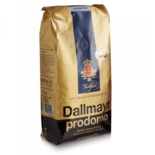 Dallmayr prodomo 500g kawa ziarnista. Najniższe ceny, najlepsze promocje w sklepach, opinie.