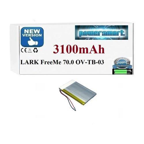 Bateria tablet lark freeme 70.0 ov-tb-03 manta 7'' marki Powersmart