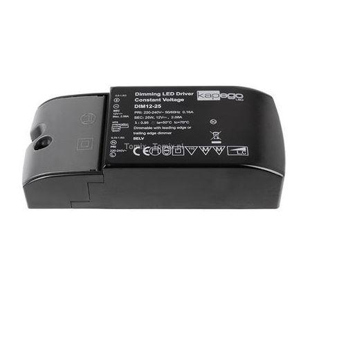 Zasilacz dimmable cv power supply 12v 25w (d862051) - - sprawdź kupon rabatowy w koszyku marki Tomix