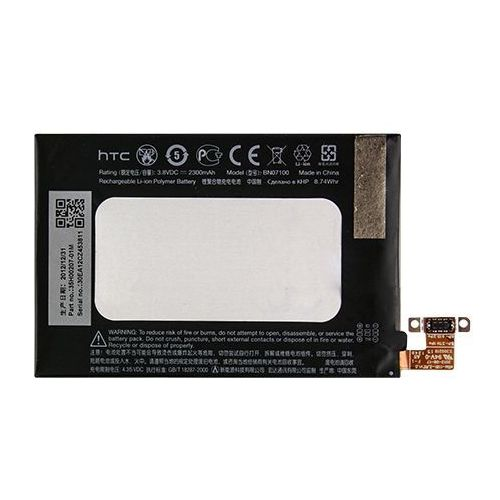 HTC One M7 / BN07100 2300mAh 8.74Wh Li-Polymer 3.8V (oryginalny), BN07100