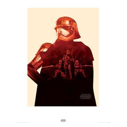 Star Wars The Force Awakens Kapitan Phasma - reprodukcja - produkt z kategorii- Pozostałe filmy