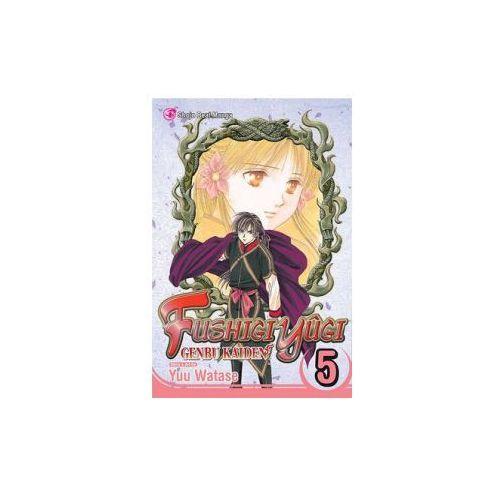 Fushigi Yugi: Genbu Kaiden, Vol. 1