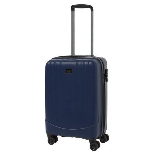 Caterpillar turbo mała walizka kabinowa cat 21/55 cm / granatowa - navy blue