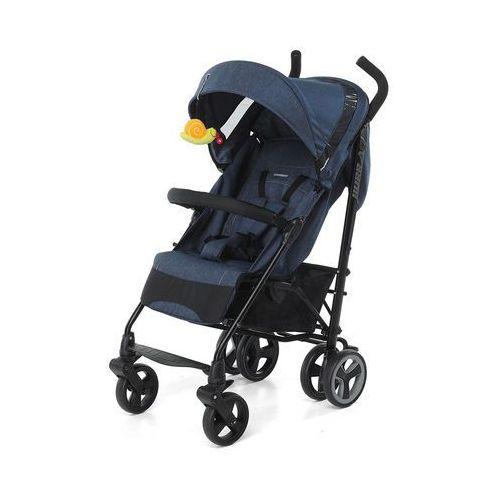 Wózek spacerowy hurra denim (niebieski) marki Foppapedretti. Najniższe ceny, najlepsze promocje w sklepach, opinie.