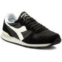 Sneakersy - camaro 501.159886 01 c2609 black/whisper white marki Diadora