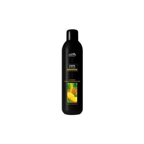 szampon do włosów z ceramidami hairdressing shampo 1000ml marki Joanna