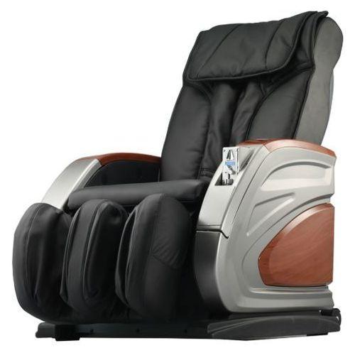 Fotel masujący na żetony.