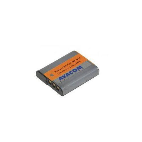 Baterie do kamer wideo / fotoaparatów dla sony np-bg1n/fg1 li-ion 3,6v 950mah (diso-bg1-843n5) marki Avacom
