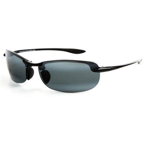 Maui jim Okulary słoneczne makaha reader polarized g805-0215