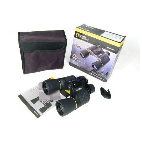 Lornetka BRESSER National Geographic 8–24x50 + DARMOWY TRANSPORT! (0611901513140)