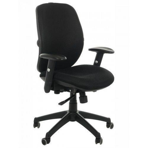 Krzesło obrotowe biurowe kb-912/b/czarny marki Stema - kb