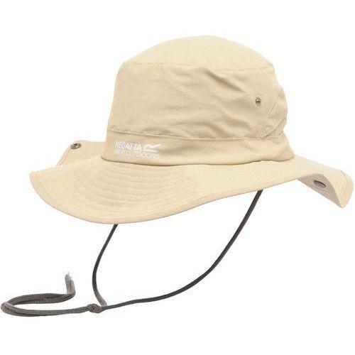 hiking nakrycie głowy beżowy 2018 czapki przeciwsłoneczne marki Regatta
