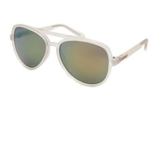 Okulary Przeciwsłoneczne Męskie Guess GF0150_26Q Białe