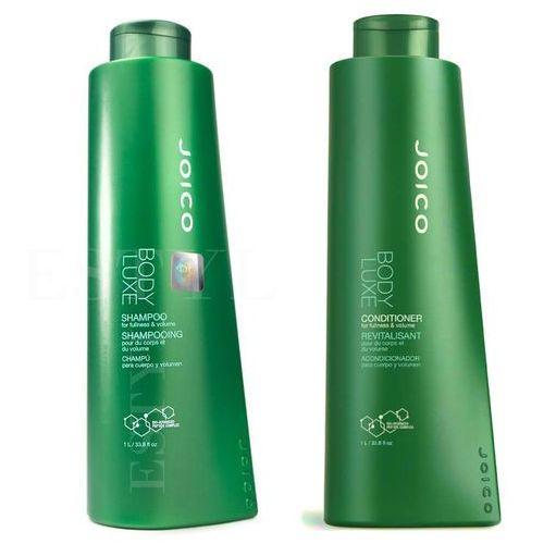 Joico body luxe | zestaw zwiększający objętość: szampon 1000ml + odżywka 1000ml