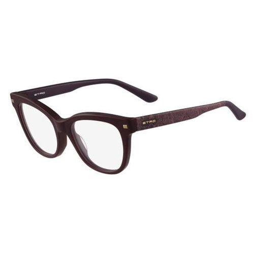 Okulary korekcyjne et 2621 518 marki Etro