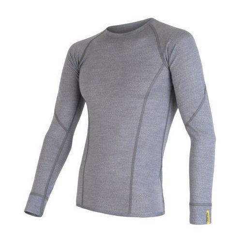 Sensor bluzka termiczna merino wool active m grey xxl
