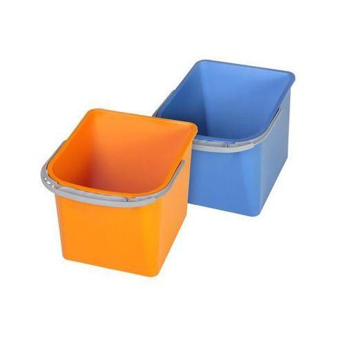 Splast Wiadro 20l pomarańczowe wiad-0038  - pomarańczowy