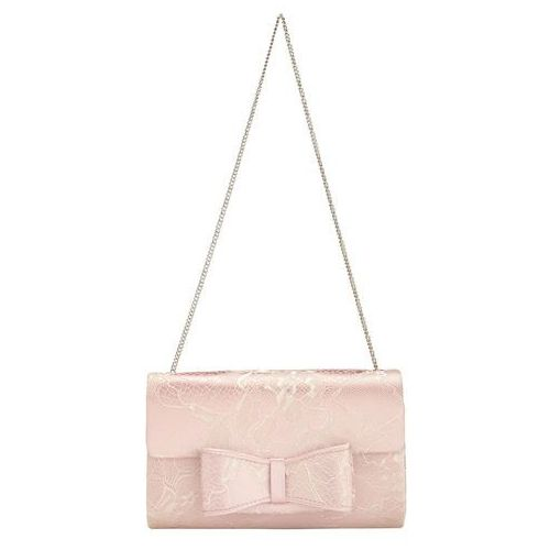 Phase eight poppy lace bow clutch (5038775913749)