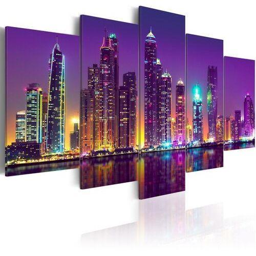Artgeist Obraz - purpurowe noce
