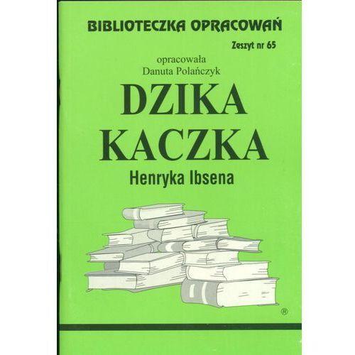 Biblioteczka Opracowań Dzika kaczka Henryka Ibsena (2004)