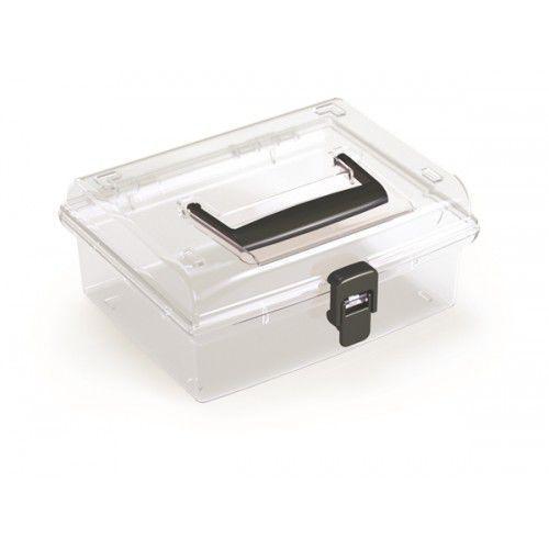 Prosperplast Organizer pojemnik przezroczysty nuf2l