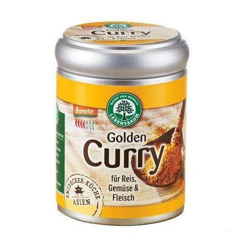 Przyprawa curry złote bio 55 g - lebensbaum marki Lebensbaum (przyprawy, herbaty, kawy)