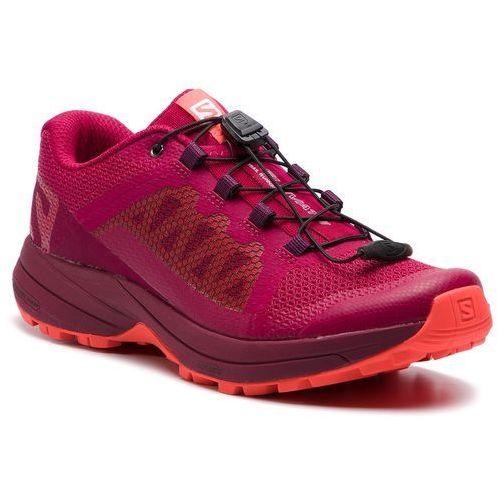 Buty SALOMON - Xa Elevate W 406706 20 V0 Cerise/Beet Red/Fiery Coral, kolor różowy