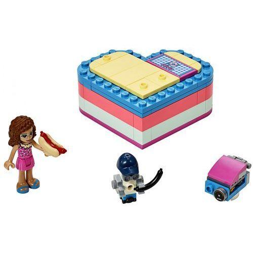 LEGO Klocki Friends Pudełko przyjaźni Olivii 41387 - DARMOWA DOSTAWA OD 199 ZŁ!!! (5702016419863)