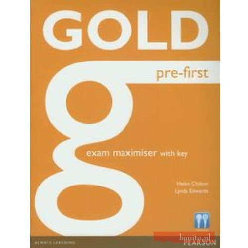 Gold Pre-First Exam Maximiser With Key