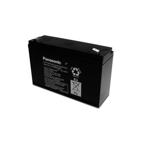 Panasonic Akumulator agm  lc-r 0612p 6v 12ah t1