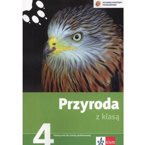 Przyroda z klasą 4 Podręcznik z płytą CD (232 str.)