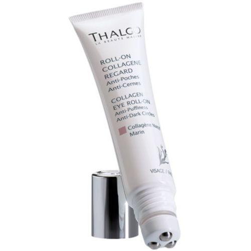 collagen eye roll-on roll-on z kolagenem do pielęgnacji okolic oczu (vt16007) marki Thalgo
