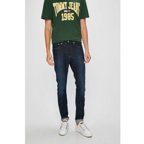 - jeansy skinny west marki Calvin klein jeans