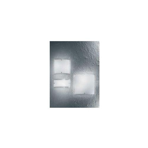 Linea light nove99 71204 kinkiet / plafon nikiel szczotkowany