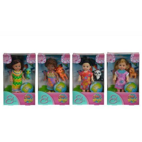 Lalka SIMBA Evi z różnych stron świata z kategorii lalki